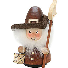 Teeter man nightwatchman natural  -  8,0cm / 3.1inch