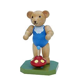 Toy Bear  -  6,5cm / 3 inch