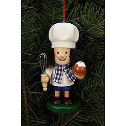Tree Ornament  -  Baker  -  10,8cm / 4 inch