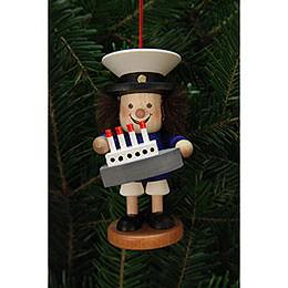 Tree Ornament  -  Thug Captain  -  10,5cm / 4 inch
