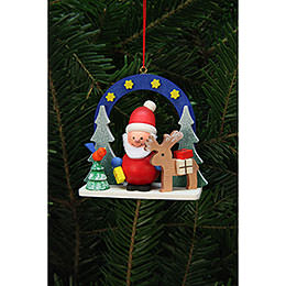 Tree Ornaments Starry Sky with Niko  -  7,5x7,1cm / 3x3 inch