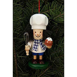 Tree ornament Baker  -  10,8cm / 4 inch