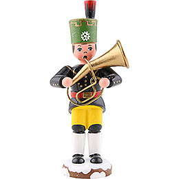Winter Children Bergmann Tenor horn -  9cm / 3,5inch