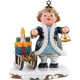 """Winter Children Heaven's child  """"Ring, little bell""""  -  6cm / 2.4inch"""