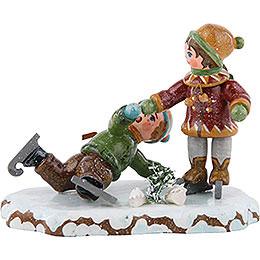 Winterkinder Schlittschuhläufer  -  7cm